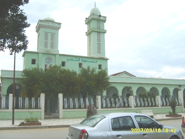 Eglise devenue mosquée
