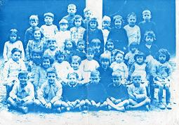 Classe maternelle 1942