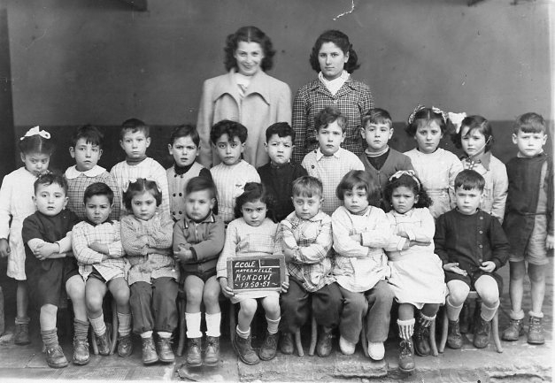Maternelle 1950-51